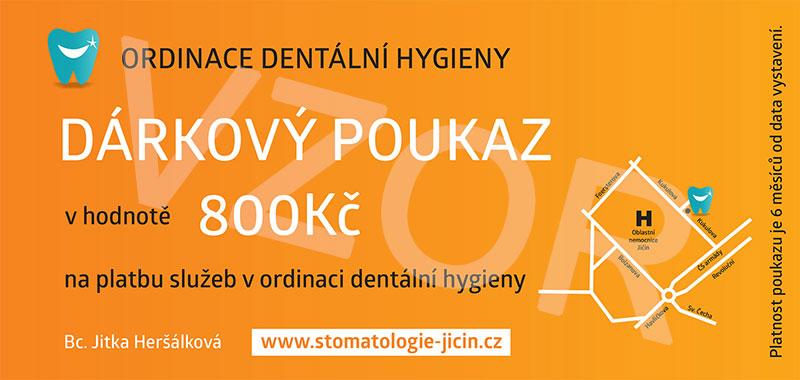 Dentální hygiena Jičín